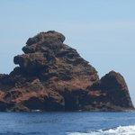 Reserve Naturelle de Scandola en Corse