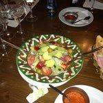A superb fresh salad