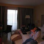 Main room very untdiy due 2x teenagers!!)