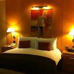 Chambre classique - lit queen size