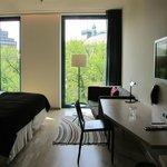 Zimmer 331 mit Blick ins Grüne