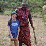 Our lovely Masai Barack