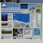 Certificación Bandera Azul Playa Arena Gorda
