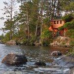 Burntside Lodge Foto