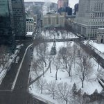 Montreal Marriott Chateau Champlain Foto