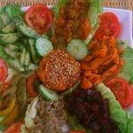 "salada ""marocaine""/ marocaine salad"