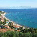 Panorama dallo Sciaron