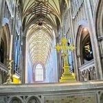 Altar St Mary Redcliffe Parish church