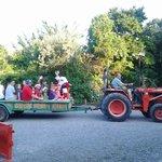 Christmas in July (Santa Hayride)