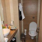 salle de bain toilettes