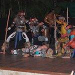 The mayan show