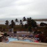 Vista do hotel -Mar e o Rio