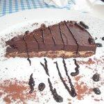 Τούρτα σοκολάτας με καραμέλα