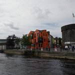 Athlone Castle ...just to left of picture.