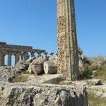 Selinus ruins