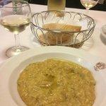 Vegetable Soup w/ truffles