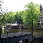 Ponte sobre o Herengracht (Canal do Cavaleiro)