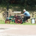 Miniature Traction Engine
