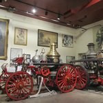 Old fire apparatus