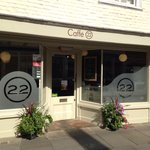 New look caffe 22