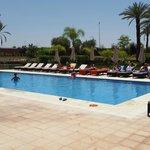 nouvelle piscine annexe