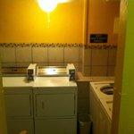 Laundry Room/Closet - TINY!