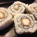 Futomaki tempura prawn