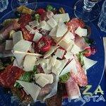 Salade anti pasti