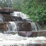 waterfall sihanoukville