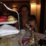 afternoon tea with the wife ��