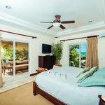 Master Bedroom Oceanfront View