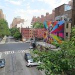 Vue du High Line