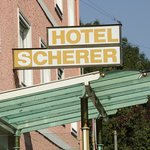 Welcome at the Hotel Scherer