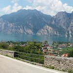 View towards Lake Garda
