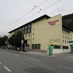 mecure central Salzburg