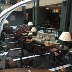 The Hotel Dining Area (not Seafish Michelin Restaurant)