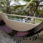 Room hammock