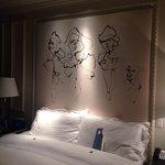Al llegar la noche dejan lista tu cama para que duermas comodamente :)