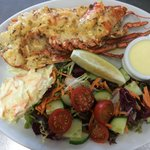 Lundy Lobster Thermidor!