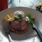 10 oz Blacken Tuna Steak