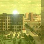 Downtown Courtyard Marriott - upper center