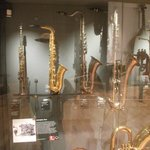 Adolph Sax instruments
