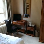 Dressing table in room 19