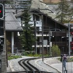 just started from Zarmatt