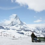 Base of Matterhorn