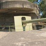 Coastal artillery battery