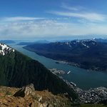 View from Mt. Juneau