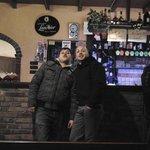 Gianni e pinotto al Bomber Bar