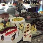 Desserts! Yum!