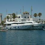 Marina Location -  Port El Kentoui